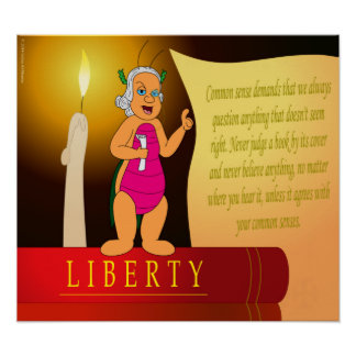 The Liberty Bug #15 Poster