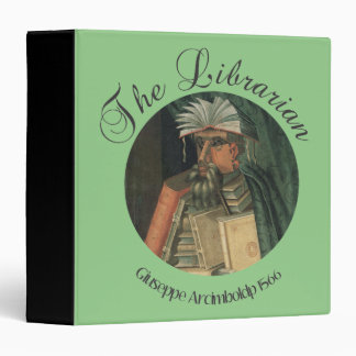 The Librarian 3 Ring Binder