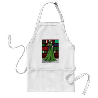The Librarian Adult Apron