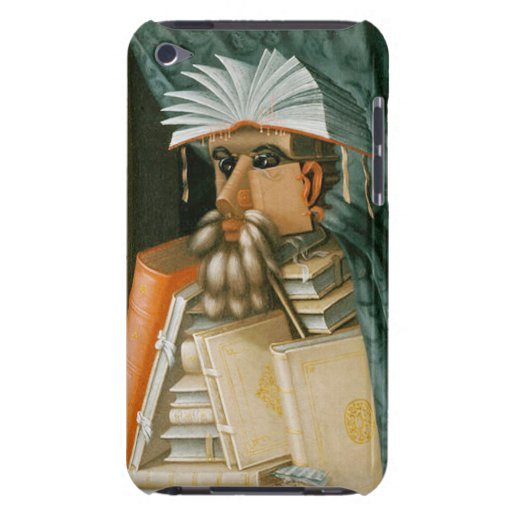 The Librarian by Giuseppe Arcimboldo Barely There iPod Covers