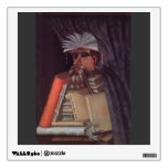 The Librarian by Giuseppe Arcimboldo Wall Decals