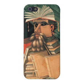 The Librarian Cover For iPhone 5