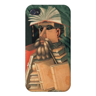 The Librarian iPhone 4/4S Case