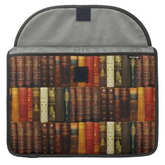 The Library Book Bag Mac Case