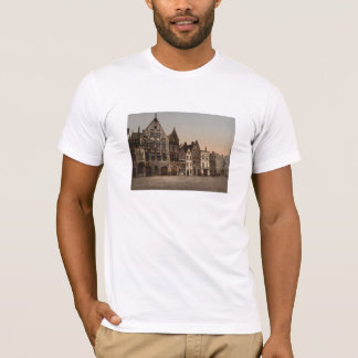 The Library, Bruges, Belgium T-Shirt