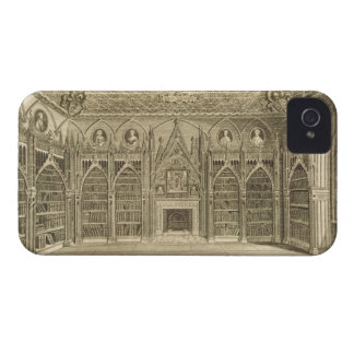 The Library, engraved by Godfrey, from 'Descriptio iPhone 4 Case