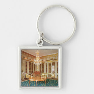 The library of Louis XVI  decorated in 1781 Keychain
