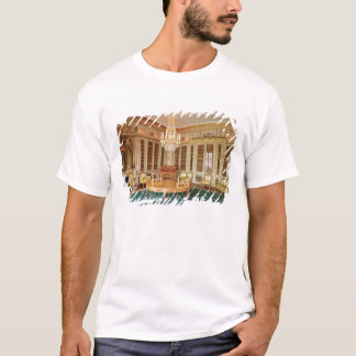 The library of Louis XVI  decorated in 1781 T-Shirt