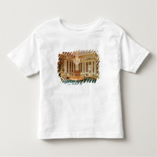 The library of Louis XVI  decorated in 1781 Toddler T-shirt