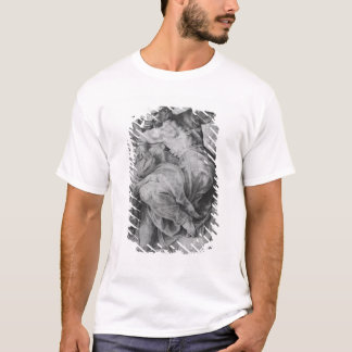 The Libyan Sibyl, after Michangelo Buonarroti T-Shirt