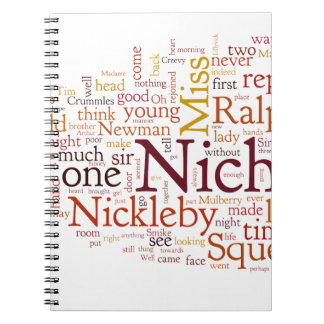 The Life and Adventures of Nicholas Nickelby Journal