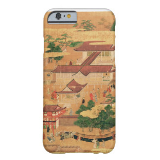 The Life and Pastimes of the Japanese Court, Tosa Barely There iPhone 6 Case