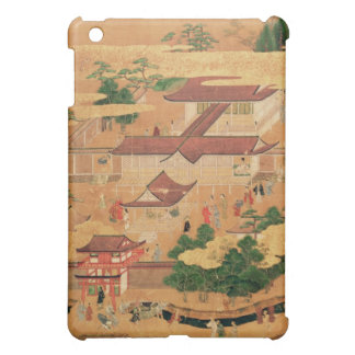 The Life and Pastimes of the Japanese Court, Tosa Case For The iPad Mini