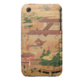 The Life and Pastimes of the Japanese Court, Tosa Case-Mate iPhone 3 Case