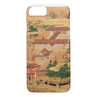 The Life and Pastimes of the Japanese Court, Tosa iPhone 7 Case