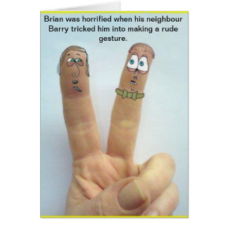 The Life and Times of Brian Grimes Card