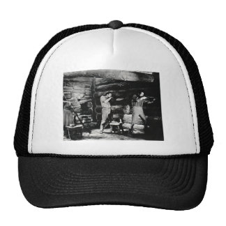 The Life and Times of Daniel Boone Trucker Hat