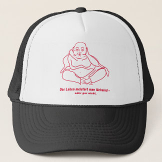 The life master trucker hat
