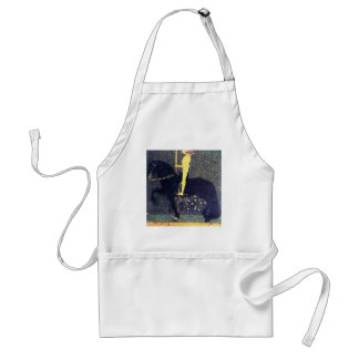 The life of a struggle The Golden Knights -Klimt Aprons