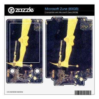 The life of a struggle (The Golden Knights) -Klimt Zune Decals
