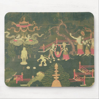 The Life of Buddha Shakyamuni Mouse Pad