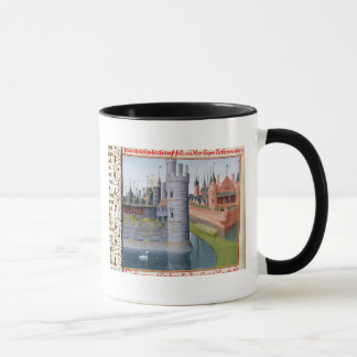 The Life of Louis II  'The Stammerer' Mug