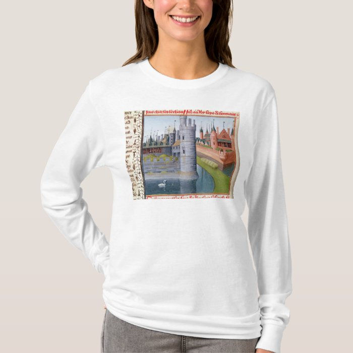 The Life of Louis II  'The Stammerer' T-Shirt
