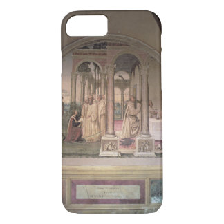 The Life of St. Benedict (fresco) (detail) 3 iPhone 8/7 Case