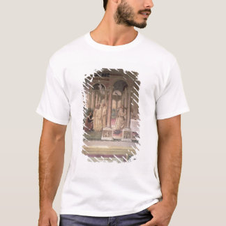 The Life of St. Benedict (fresco) (detail) 3 T-Shirt