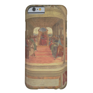 The Life of St. Benedict (fresco) (detail) Barely There iPhone 6 Case