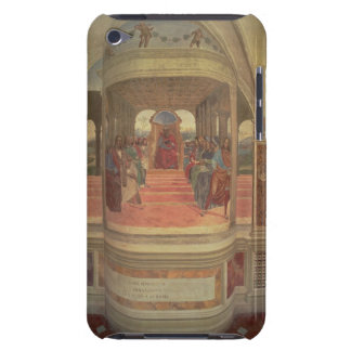 The Life of St. Benedict (fresco) (detail) Barely There iPod Cover