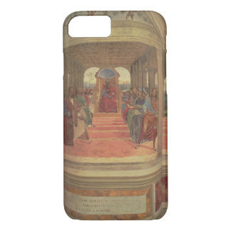 The Life of St. Benedict (fresco) (detail) iPhone 8/7 Case
