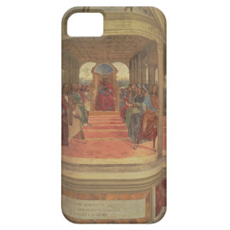The Life of St. Benedict (fresco) (detail) iPhone SE/5/5s Case
