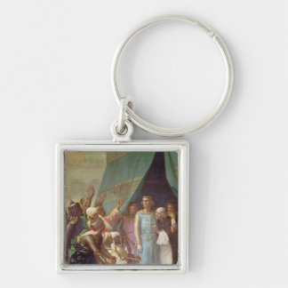 The Life of St. Louis Keychain