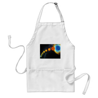 The Life of the Sun in Several Billion Years Adult Apron