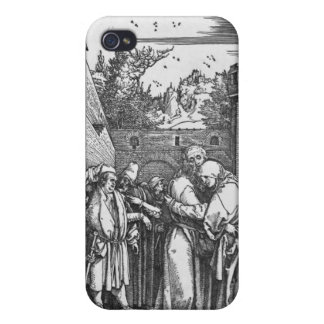 The 'Life of the Virgin' series iPhone 4 Covers