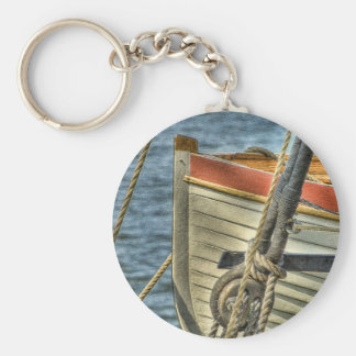 The Lifeboat Keychain