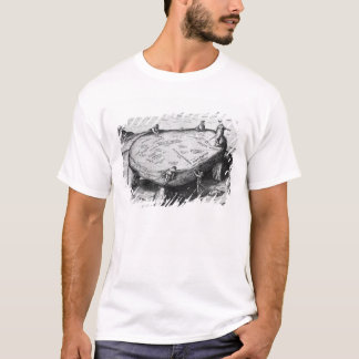 The Lifted Stone, illustration from T-Shirt