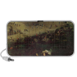 The Lifting of the Siege of the Ile de Re iPhone Speaker
