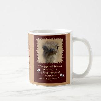 The Light at the End 2, The Light at the End 2,... Classic White Coffee Mug