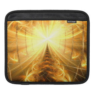 The Light at the End of the Tunnel Sleeve For iPads