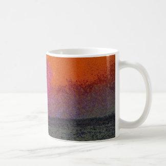 The light beckons you coffee mug