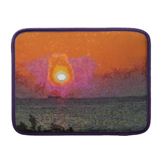 The light beckons you sleeve for MacBook air