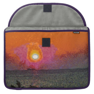 The light beckons you sleeve for MacBook pro