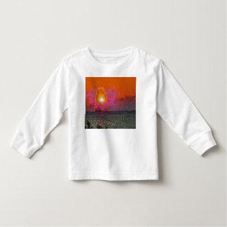 The light beckons you toddler t-shirt