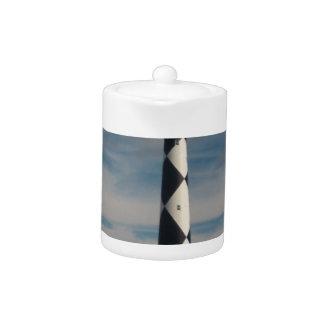 The Light House Teapot