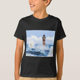 THE LIGHT HOUSE TOWER FINISHED. T-Shirt