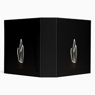 The Light Image 3 Ring Binder