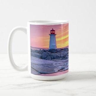 The Light Keeper | Peggy'S Cove Coffee Mug