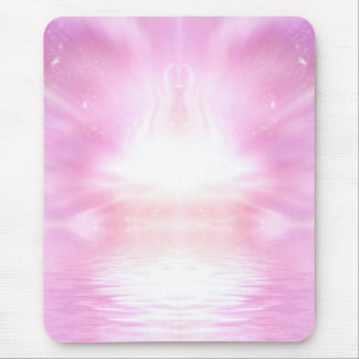The Light of Lady Nada Mouse Pad